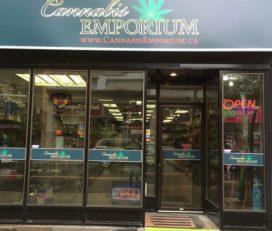 Cannabis Emporium Heap Shop – Ottawa