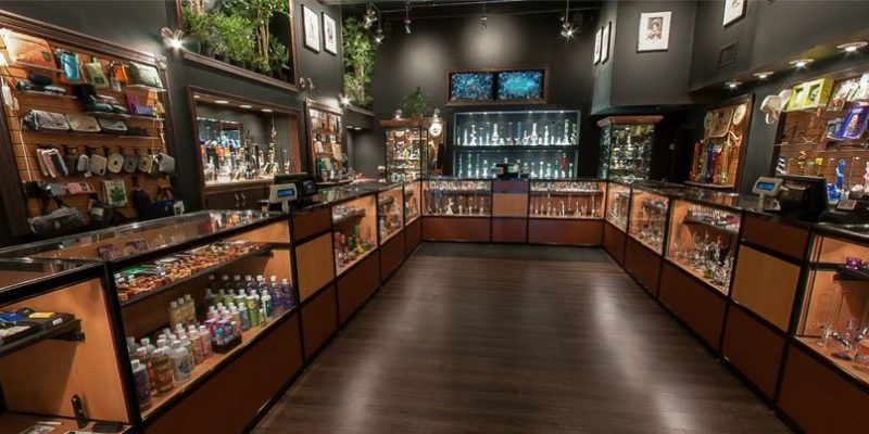 Friendly Stranger Cannabis Culture Shop Toronto
