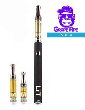 LiT Vape Pens, LiT Vape Carts, LiT Disposable Vape Pen