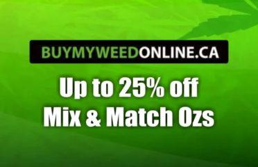 BuyMyWeedOnline (BMWO) Dispensary